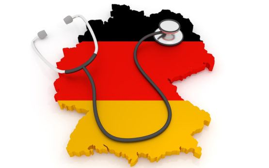 German Party for Health Research.