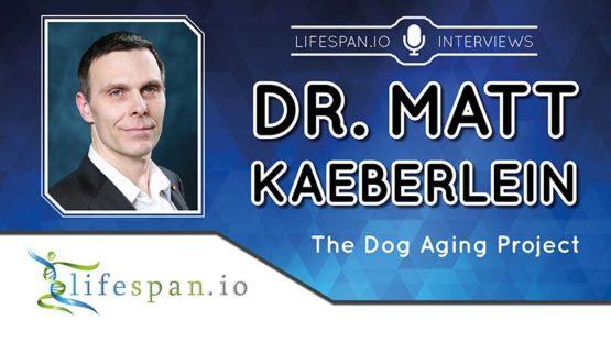 Matt Kaeberlein interview