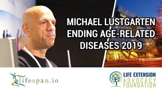 Michael Lustgarten at EARD2019