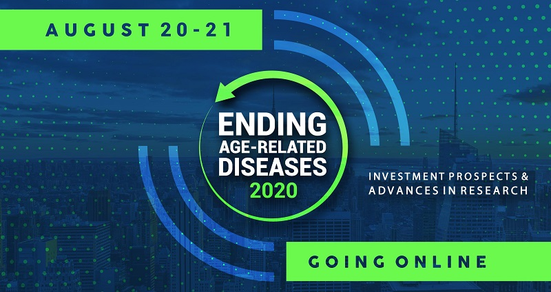 Ending Age-Related Diseases 2020 Online