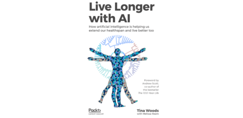 Live Longer with AI book