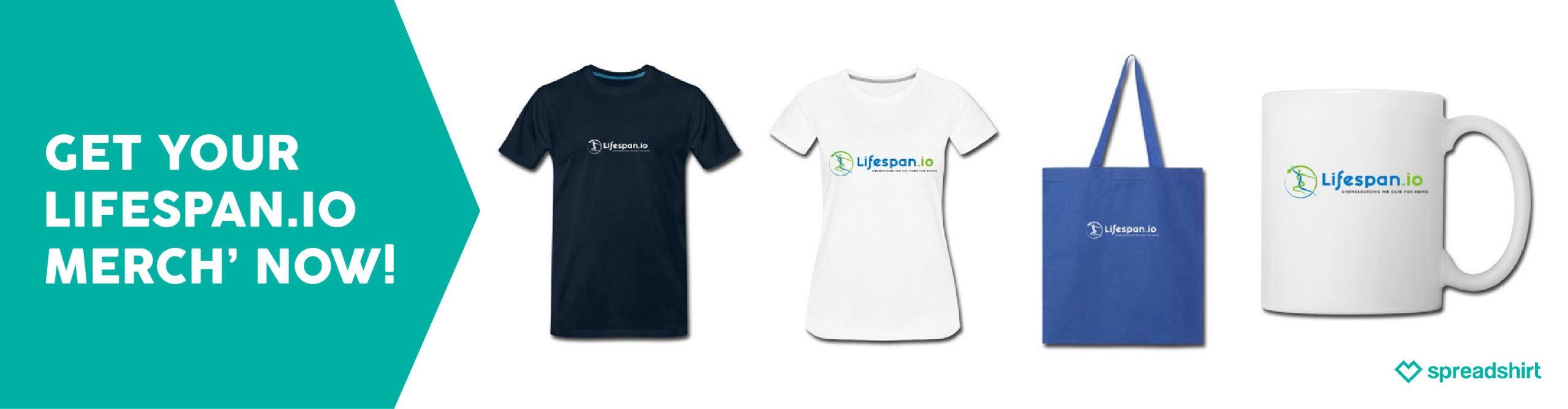 Get Lifespan Merchandise