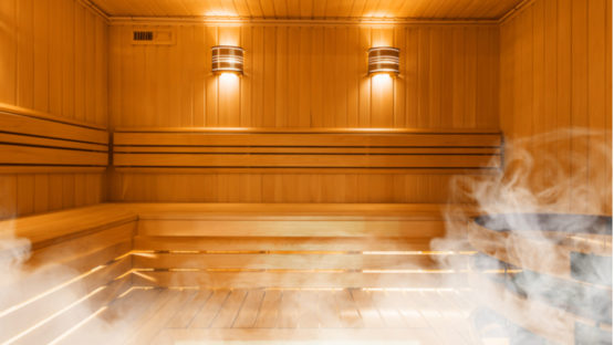 Saunas can activate heat shock proteins and may be a potential way to improve health and potentially, longevity.