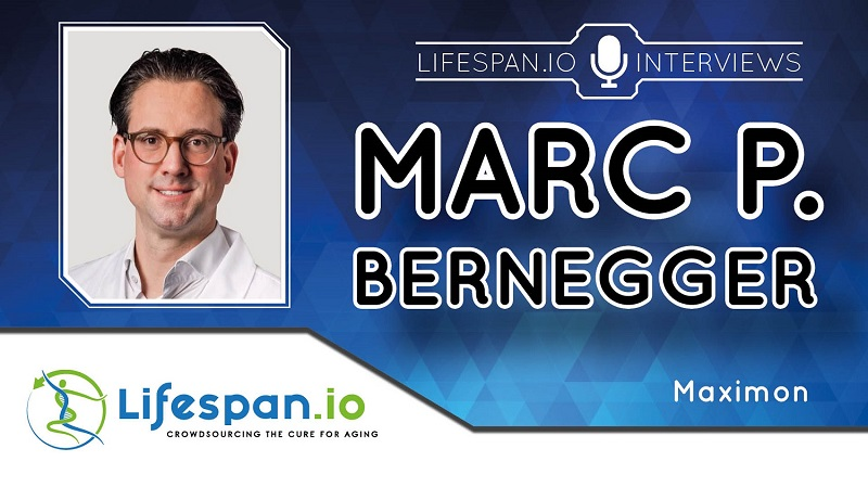 Interview with Marc P. Bernegger